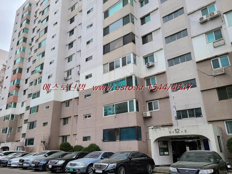 노후아파트-서울,잠실65평-지역난방(열,교환방식)